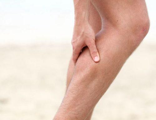 Skurcze mięśni a magnez